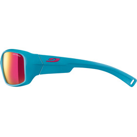 Julbo Rookie Spectron 3CF Sunglasses Junior 8-12Y Emerald Blue-Multilayer Pink